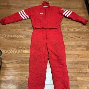 Simpson 2 Layer Race Suit
